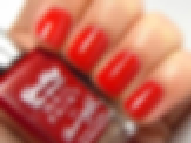 Blood Orange is listed (or ranked) 2 on the list The Top 10 Nail Polish Colors Spring 2014