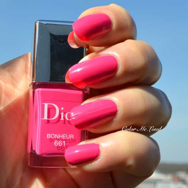 The Best Nail Polish Colors for Spring/Summer 2014