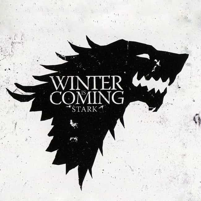 Rickard Stark is listed (or ranked) 3 on the list All Members of House Stark