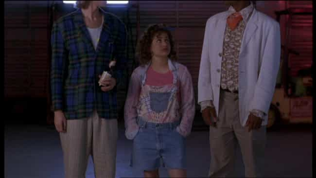 Overalls is listed (or ranked) 4 on the list Embarrassing '90s Clothes You Used to Rock