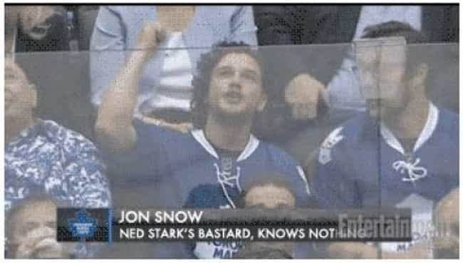 Someone Is Called a Bastard is listed (or ranked) 3 on the list Game of Thrones Drinking Game