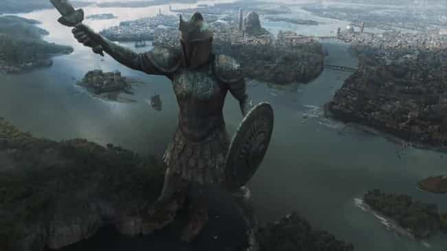 "Braavos is listed (or ranked) 2 on the list ""Game of Thrones"" History: Essos and Its Cities"