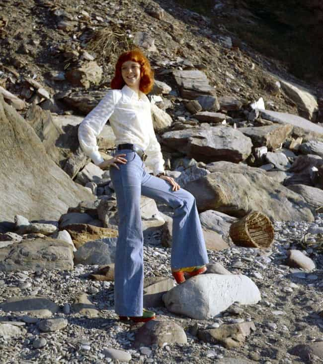 Bell Bottom Jeans is listed (or ranked) 6 on the list The Best Fashions from the 1960s