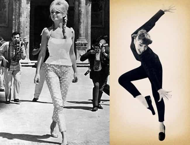 Capri Trousers is listed (or ranked) 2 on the list The Best Fashions from the 1960s
