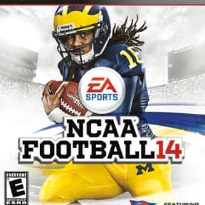 Ncaa Football 2014 is listed (or ranked) 1 on the list The Best American Football Games of All Time