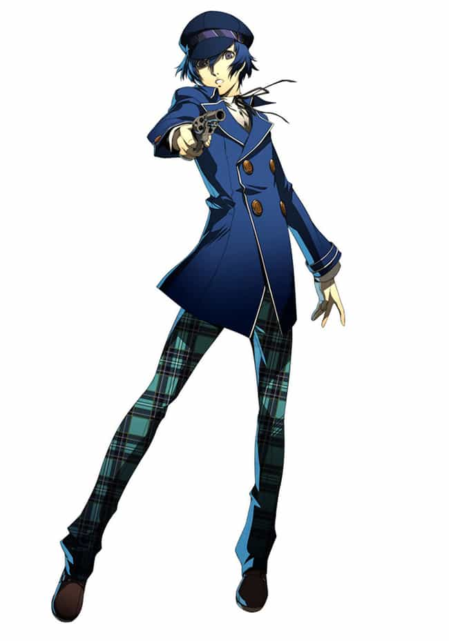 Naoto Shirogane is listed (or ranked) 2 on the list The Best Video Game Characters with Blue Hair