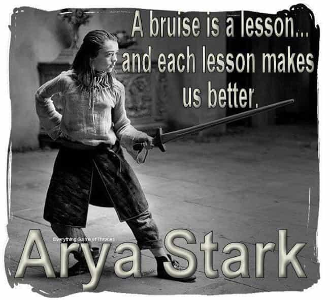 Arya Stark Quotes List
