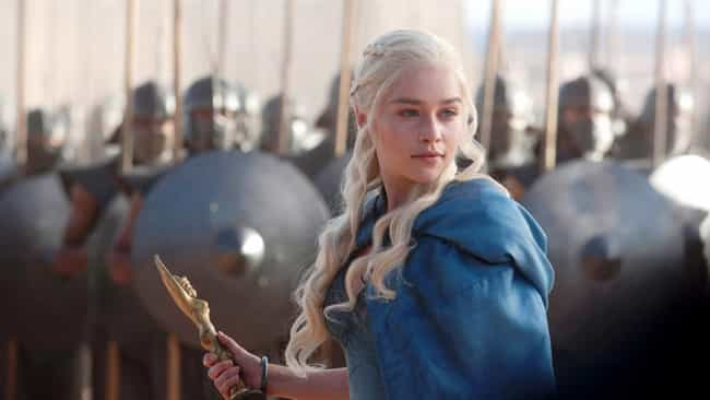 On Trust is listed (or ranked) 3 on the list The Best Daenerys Targaryen Quotes