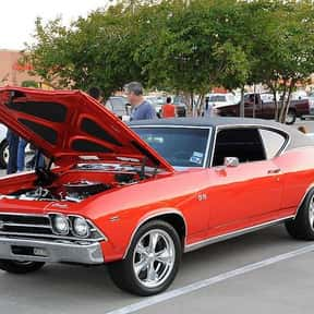 1969 SS396 Chevelle is listed (or ranked) 13 on the list The Best 1960s Cars