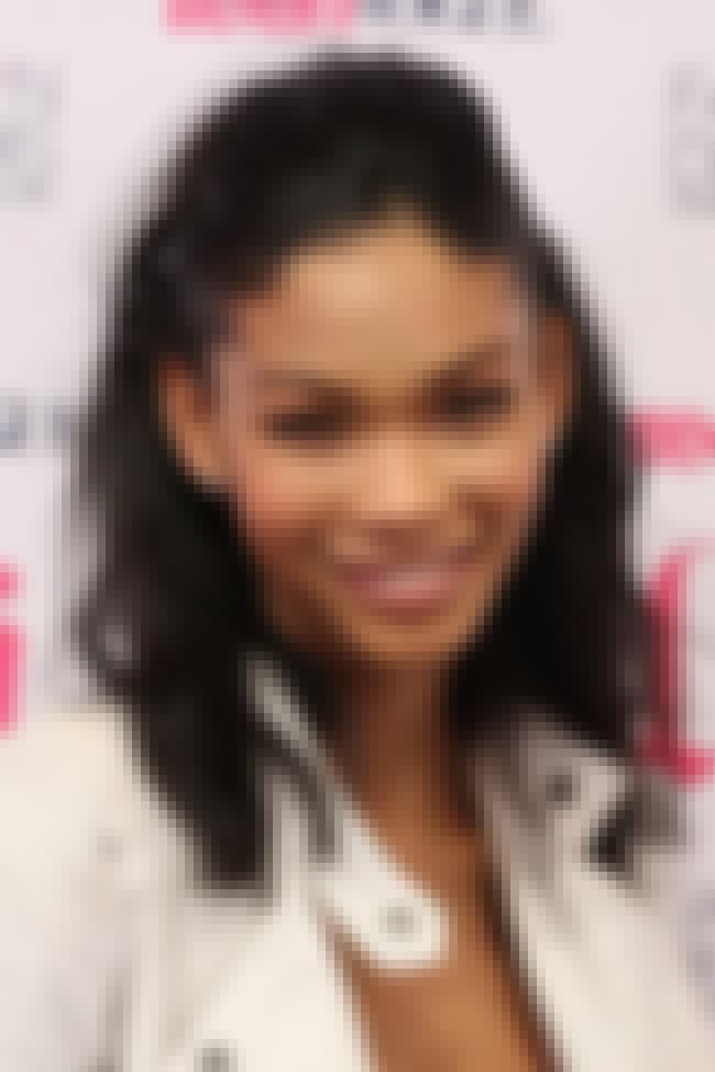 Chanel Iman is listed (or ranked) 3 on the list The Top 20 Hottest female Fitness models
