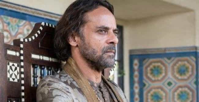 Doran Nymeros Martell is listed (or ranked) 1 on the list All Members of House Martell