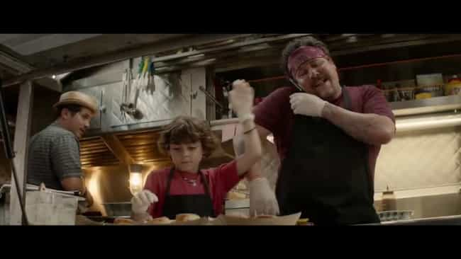 Carl's Got a Taco Truck ... is listed (or ranked) 4 on the list Chef Movie Quotes