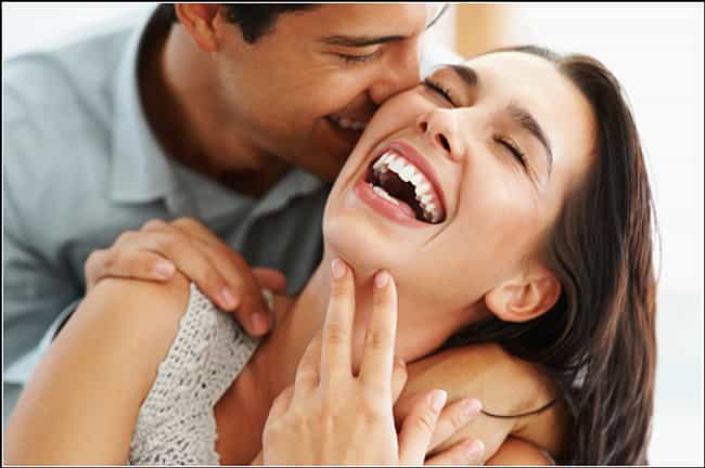 Make Her Laugh is listed (or ranked) 1 on the list 10 Things Guys Can Do to Be the Perfect Boyfriend