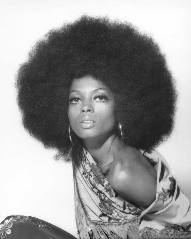 Afros is listed (or ranked) 4 on the list The Best Fashions from the 1970s