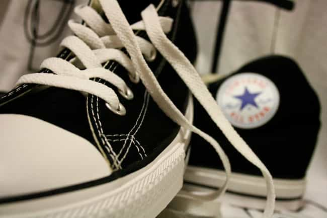 Chuck Taylor All Star is listed (or ranked) 2 on the list The Best Fashions from the 1970s