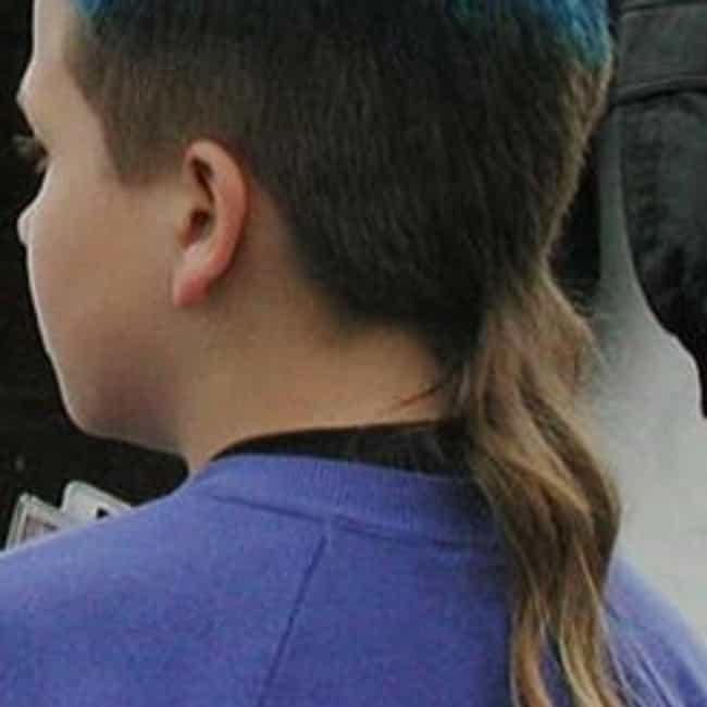 Rat Tail is listed (or ranked) 1 on the list The Least Cool Fashions from the 80s