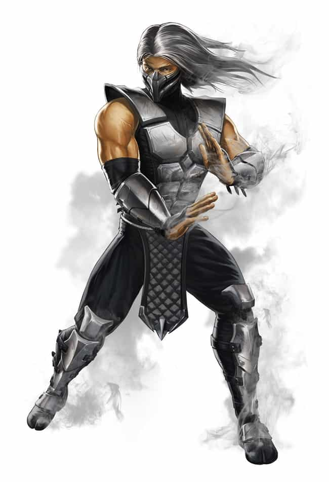 mortal kombat smoke characters atomhawk hair silver gray mk character scorpion deviantart anime mk9 sub zero sindel kitana noob personajes