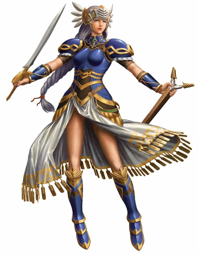 valkyrie lenneth profile characters hair silmeria character silver gray quotes anime vps wikia quotesgram valkyrieprofile anatomia visiter uploaded zerochan sword