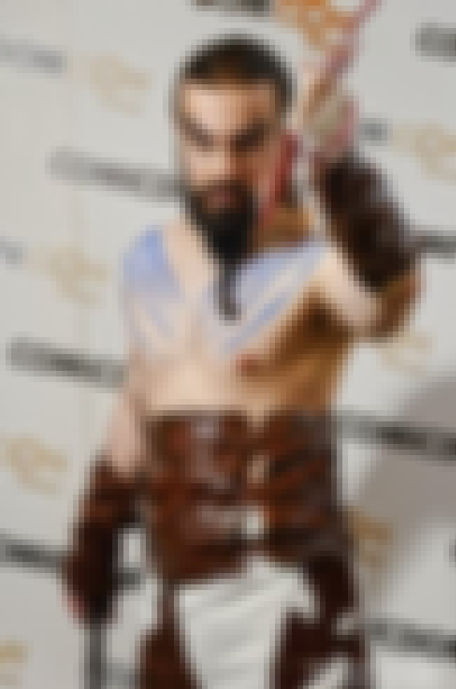 Logic Defying Eyebrows Khal Dr... is listed (or ranked) 4 on the list Great Khal Drogo Cosplay from Game of Thrones