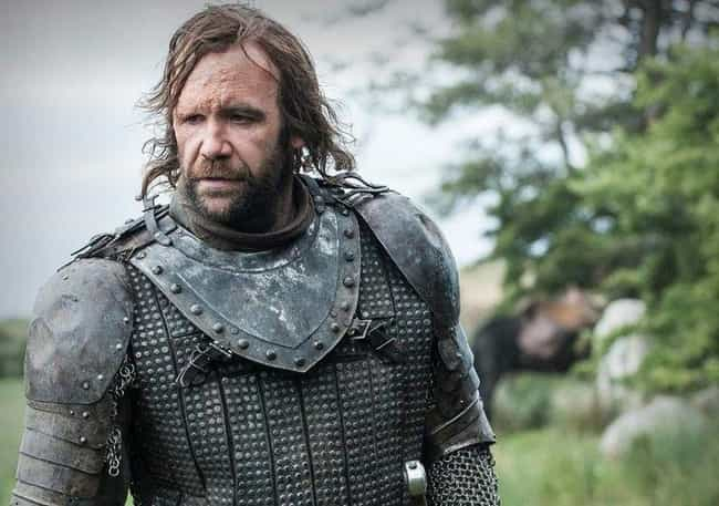 On Doing Your Best is listed (or ranked) 3 on the list The Best Sandor