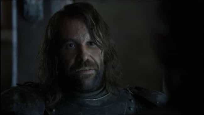 On Chicken is listed (or ranked) 1 on the list The Best Sandor