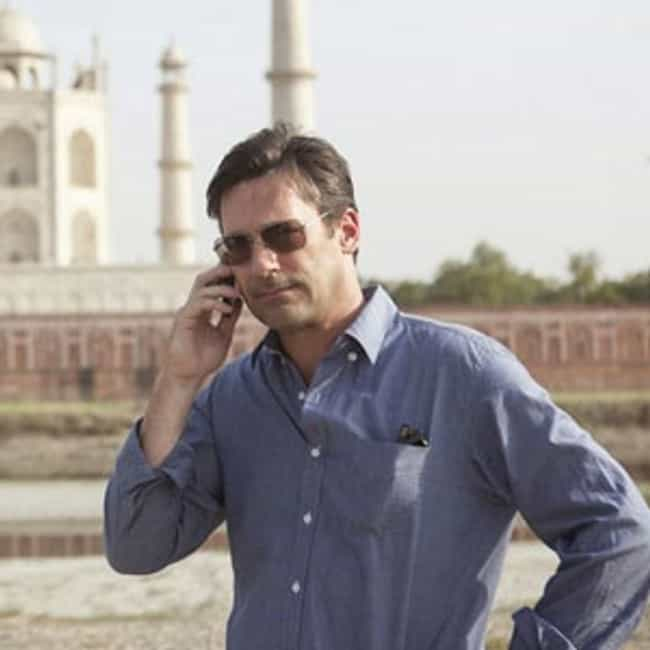 It's Just Business is listed (or ranked) 4 on the list Million Dollar Arm Movie Quotes