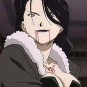 Lust is listed (or ranked) 21 on the list The Best Fullmetal Alchemist: Brotherhood Characters