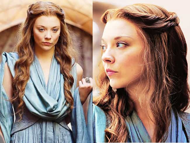 Margaery Tyrell's Wanna-Be-Que... is listed (or ranked) 2 on the list The Best Hairstyles on 'Game of Thrones'