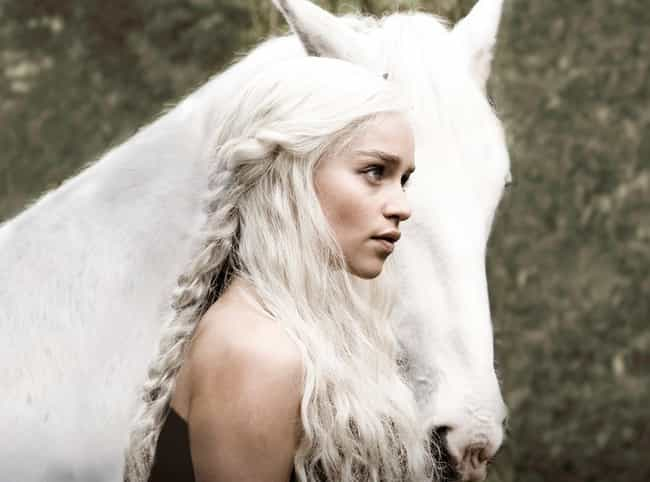 Game Of Thrones Hairstyles Best Hairdos And Braids On GoT - Hairstyle girl game