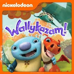 Wallykazam is listed (or ranked) 4 on the list The Most Annoying Kids Shows Currently On TV