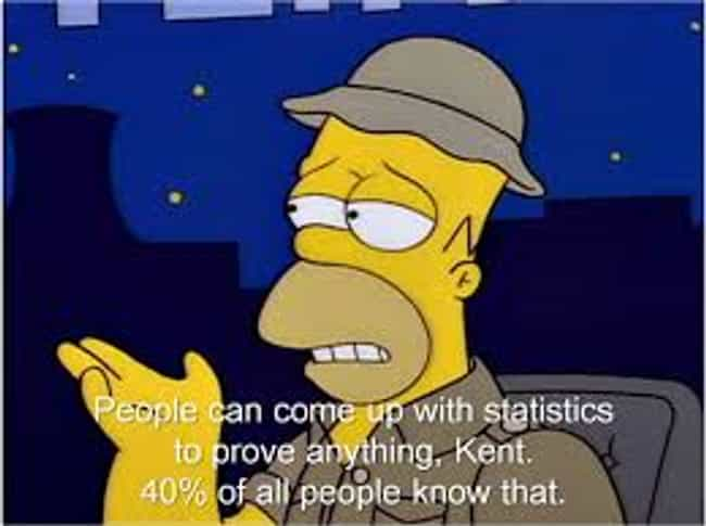 On Facts is listed (or ranked) 4 on the list Homer Simpson's Life Lessons