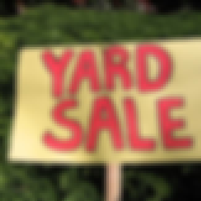 Yard Sale is listed (or ranked) 1 on the list The Best Ways to Make Money