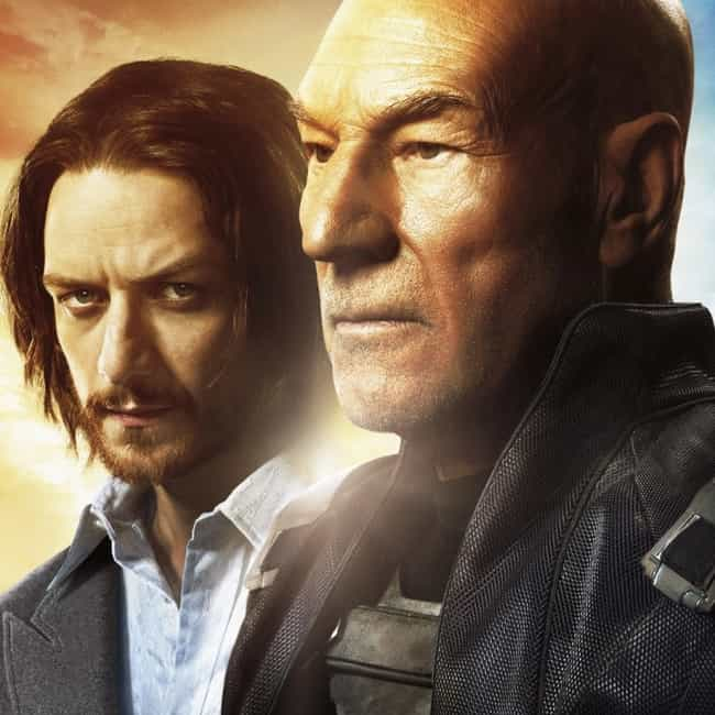 I Don't Want Your Future... is listed (or ranked) 2 on the list X-Men: Days of Future Past Movie Quotes
