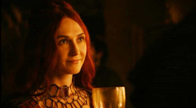 Part Good? is listed (or ranked) 4 on the list The Best Melisandre Quotes