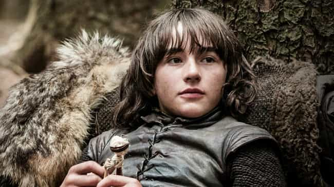 Forgiveness is listed (or ranked) 1 on the list The Best Bran Stark Quotes