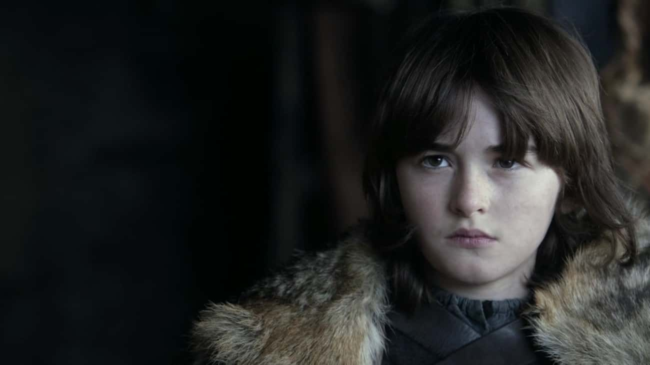 Bran Still Doesn't Like Stories