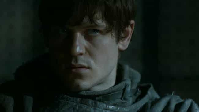 Regarding Theon's Tortur... is listed (or ranked) 2 on the list The Best Ramsay Snow Quotes