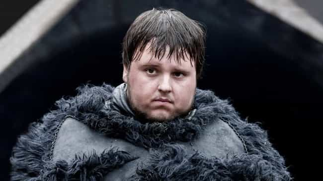 Weather at the Wall is listed (or ranked) 4 on the list The Best Samwell Tarly Quotes