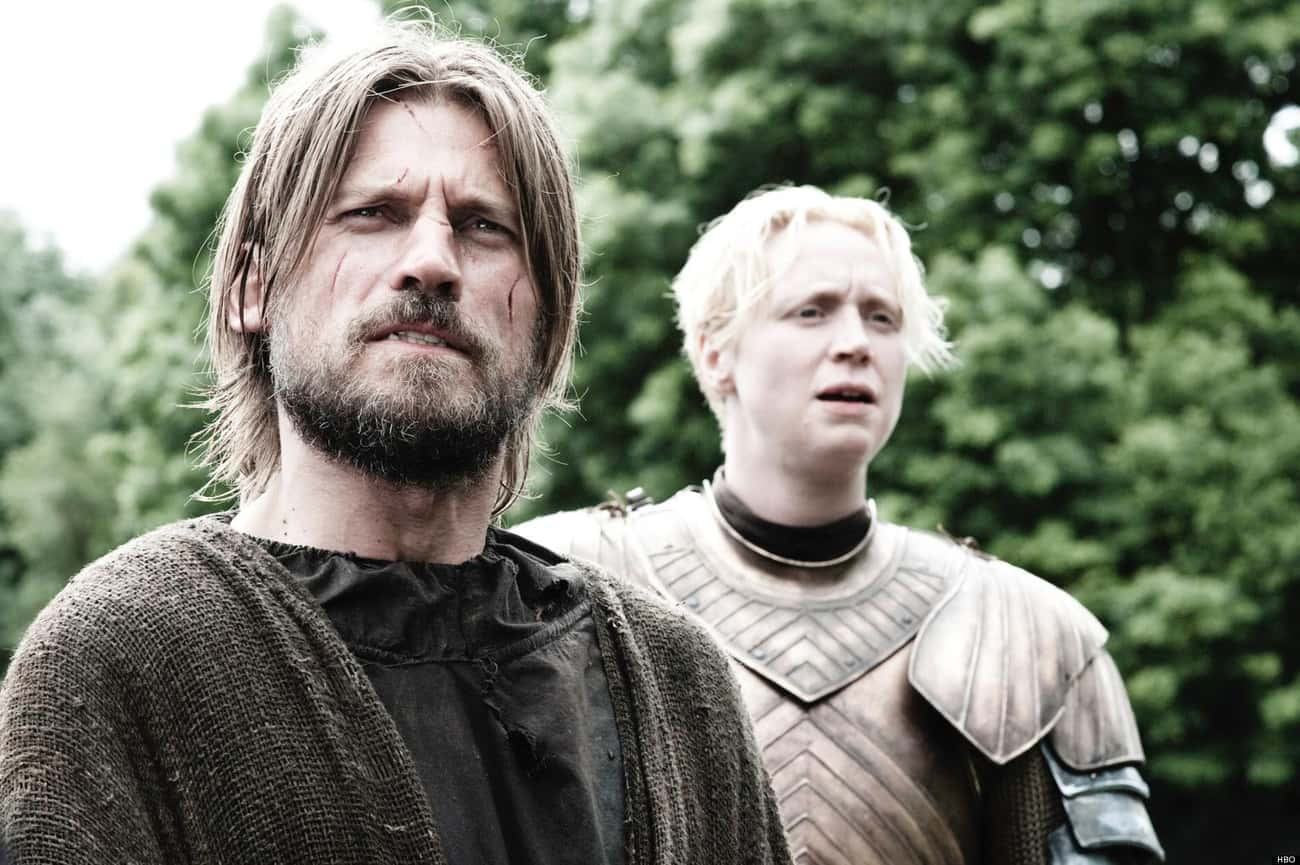 Don't Believe the Hype is listed (or ranked) 2 on the list The Best Brienne of Tarth Quotes