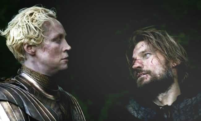 You Don't Scare Me is listed (or ranked) 1 on the list The Best Brienne of Tarth Quotes