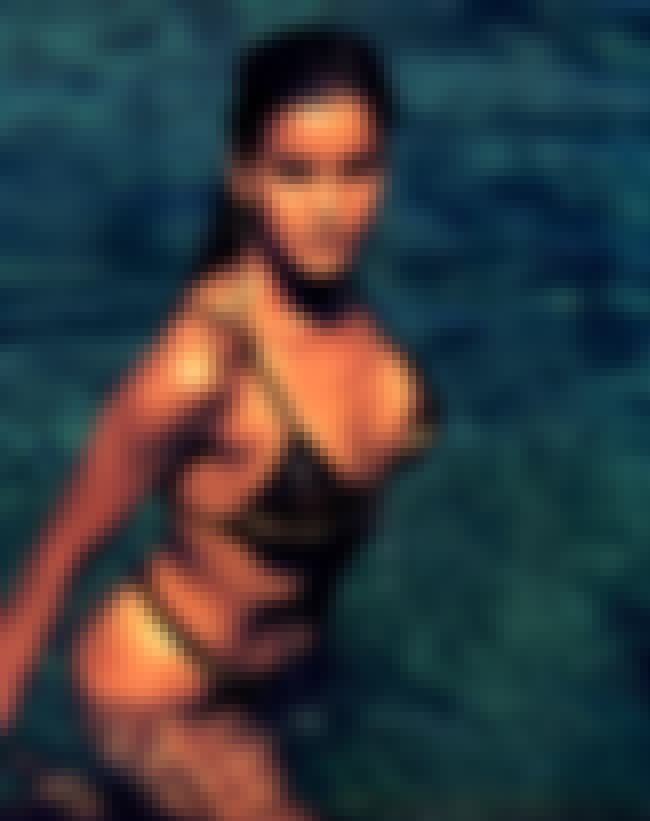 Who Doesn't Love the Ocean? is listed (or ranked) 1 on the list The 22 Hottest Patricia Velasquez Photos