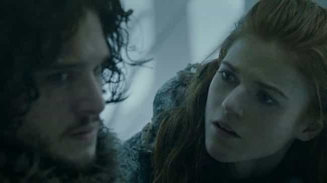Don't Say I Never Warned... is listed (or ranked) 3 on the list The Best Ygritte Quotes