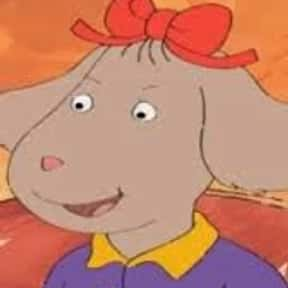 Fern Walters is listed (or ranked) 9 on the list All Arthur Characters, Ranked Best to Worst