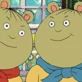 The Tibble Twins is listed (or ranked) 23 on the list All Arthur Characters, Ranked Best to Worst
