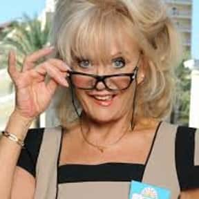 Joyce Temple-Savage is listed (or ranked) 16 on the list All Benidorm Characters