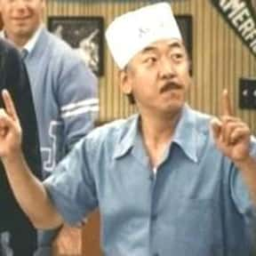 Matsuo Arnold Takahashi is listed (or ranked) 16 on the list All Happy Days Characters