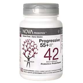 NOVA Probiotics is listed (or ranked) 3 on the list The Best Probiotics Brands