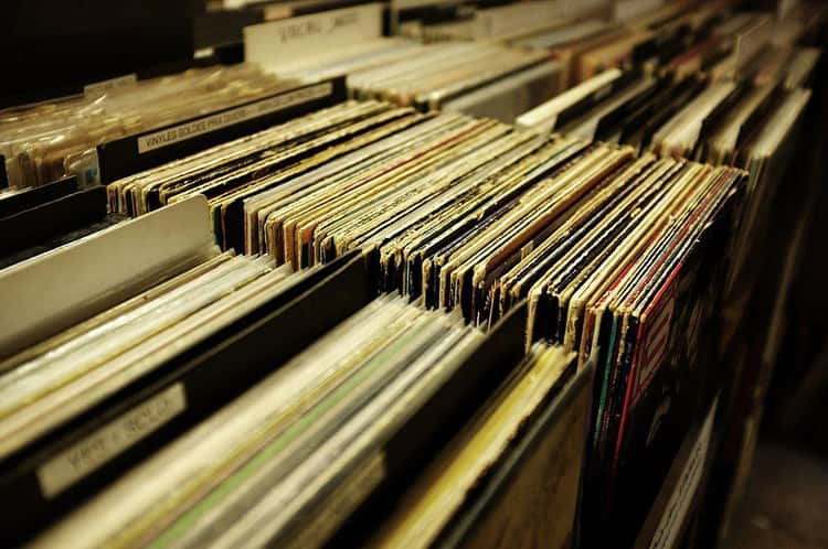 Browse a Record Store
