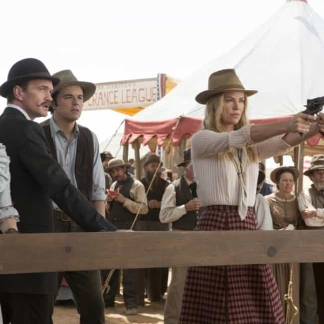 People Die at the Fair ... is listed (or ranked) 3 on the list A Million Ways to Die in the West Movie Quotes