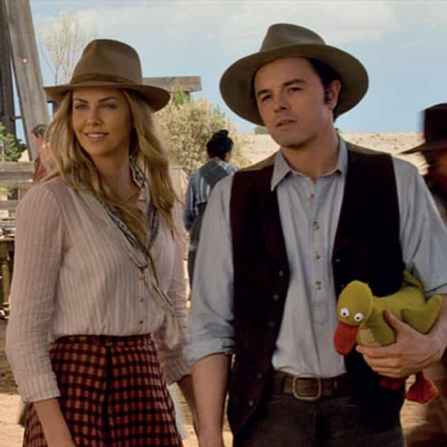 Most Alluring Fashion To... is listed (or ranked) 4 on the list A Million Ways to Die in the West Movie Quotes